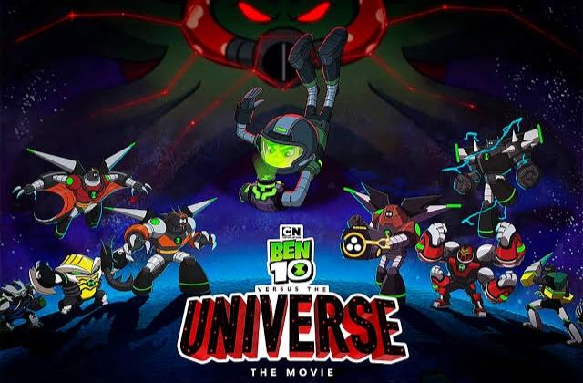 Ben 10 vs. the Universe: The Movie (2020) WEBDL Subtitle Indonesia