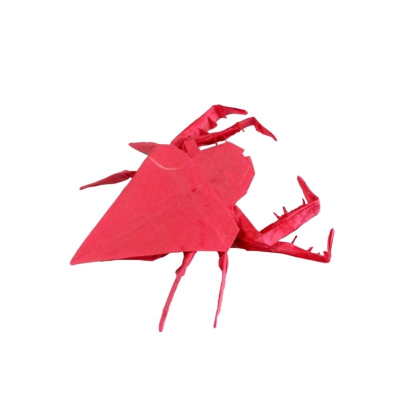 triangular-spider-origami