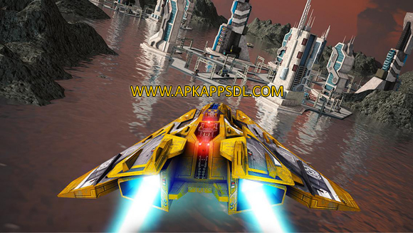 Metal Jet Space War 2016 Apk Mod v1.3 Android Full Latest Version 2017 Free Download