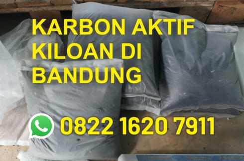 Toko yang Jual Karbon Aktif di Bandung | Karbon Aktif Berbasis Tempurung Kelapa