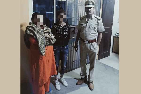 faridabad-police-dayalbagh-chowki-news-missing-girl-found