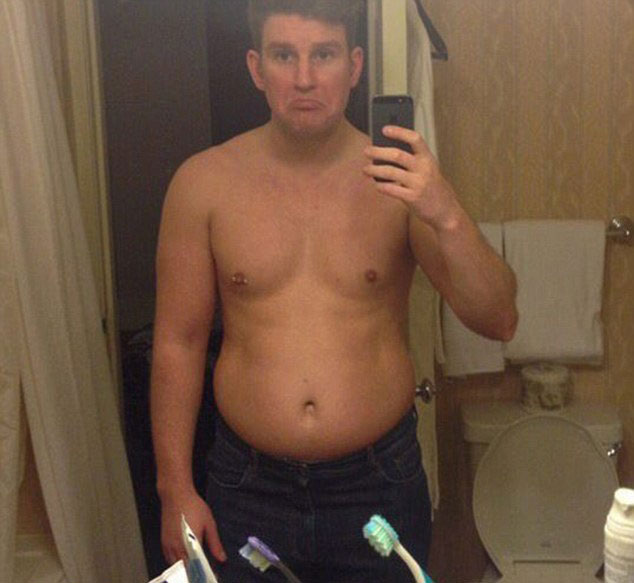 De sufrir bullying por su gordura, pasó a ser fisicocultirista en sólo 7 meses