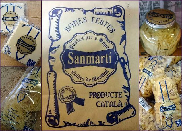 Visita a Pastes Sanmarti de Caldes de Montbui #gastroThermalia