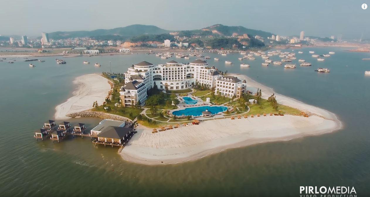 Chụp ảnh khách sạn đẹp tại Hạ Long
