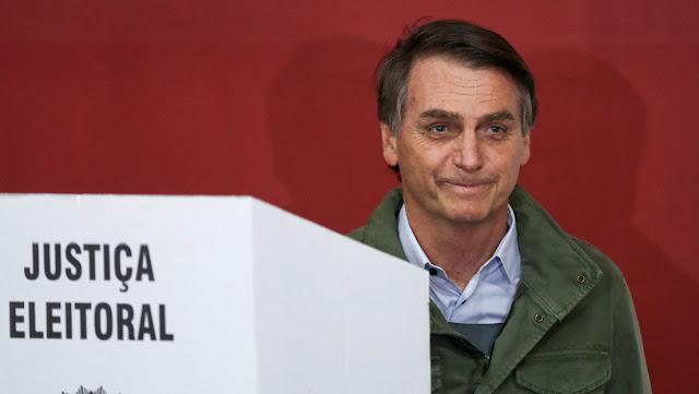 Bolsonaro afirma que hubo fraude en la primera vuelta de las pasadas elecciones presidenciales