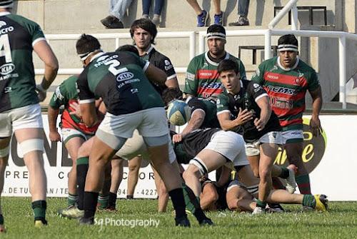 Tucumán Rugby y un triunfo complicado ante Huirapuca
