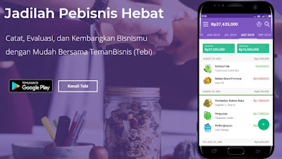 aplikasi pengatur keuangan perusahaan terbaik