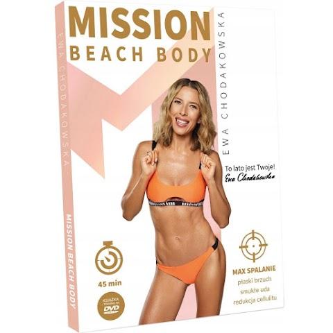 Program Mission Beach Body Ewy Chodakowskiej - recenzja