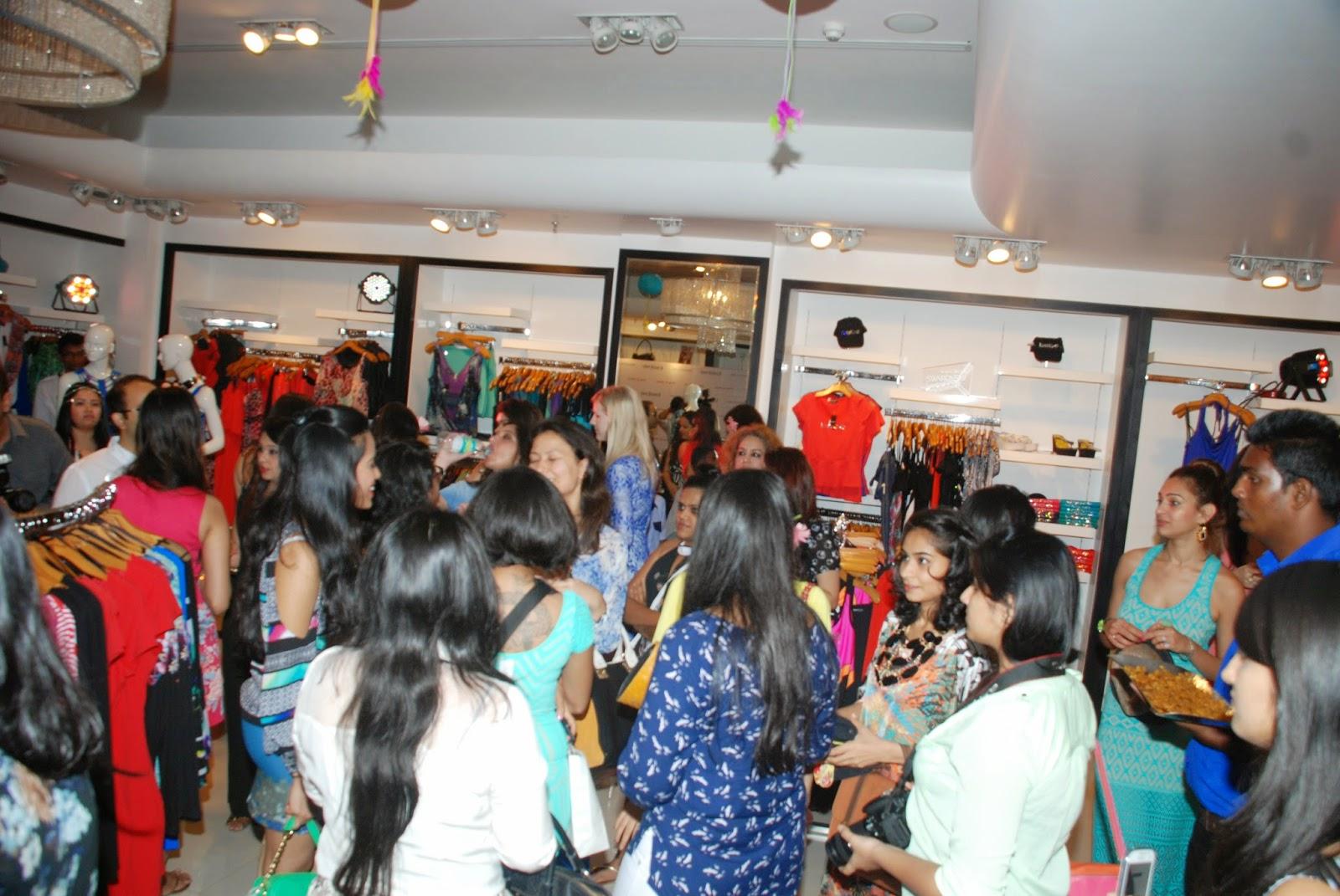 Bebe Tropic Rendezvous Event, Mumbai