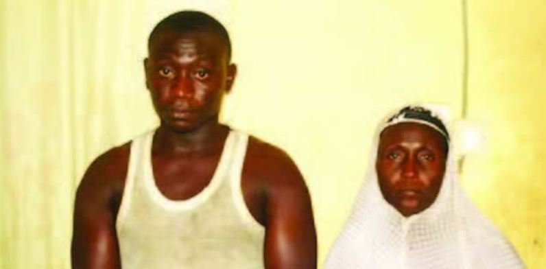 878be6976 So Strange! Mother and Son Allegedly Team To Beat Father To Death ...