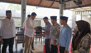 Tatap Muka Dengan Para Juara MTQ Kota Medan, BN Berharap Pelajaran Alquran Di Perkuat