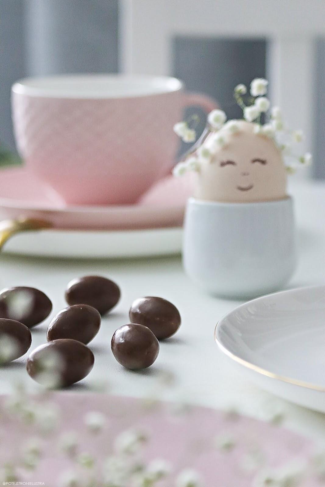 czekoladowe jajeczka na wielkanoc 2020