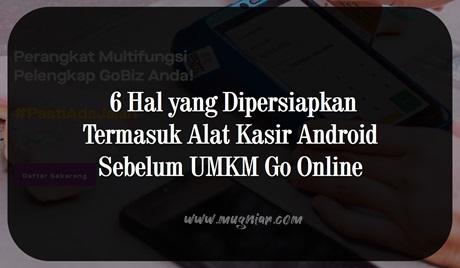 Alat kasir Android
