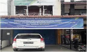Seorang Karyawan Positif Corona Kantor Bpjs Ketenagakerjaan Di Humbahas Ditutup