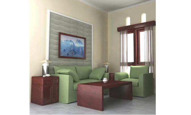 5 Furniture yang Wajib Ada Dalam Ruang Tamu