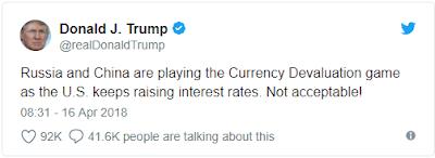 devaluación monetaria dólar