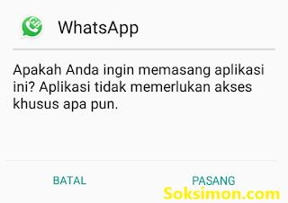 Install 2 WhatsApp dalam 1 hp