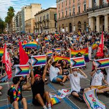 Rusaknya Kaum Pelangi LGBT LESBIAN Terus Lawan