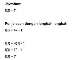 Contoh Soal Matematika SMP: Fungsi, Bangun Ruang, Geometri ...