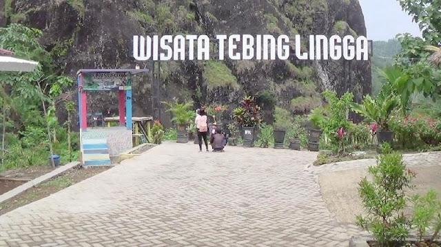 Landscape Tebing Lingga Trenggalek