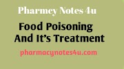 Food Poisoning is caused by which bacteria & its treatment