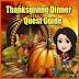 Farmville Thanksgiving Dinner Quest Guide