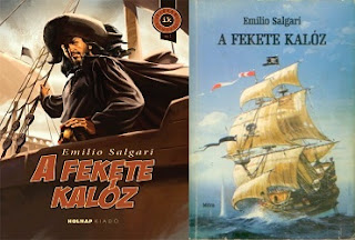 Emilio Salgari A fekete kalóz kalandregény