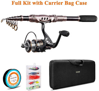 Best Fishing Rod With Kit Under 40