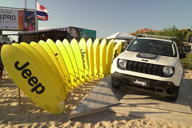 Jeep Renegade WSK 2020