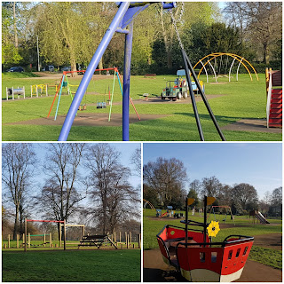 Parks and Playgrounds in Northamptonshire - Abington Park