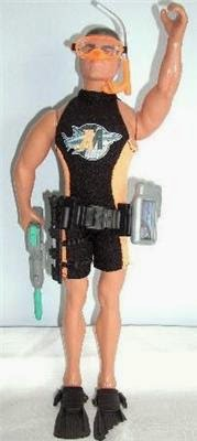 LOST ENTERTAINMENT: TOYS: COOLEST ACTION MAN TOYS FROM THE