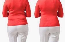 Bra&Company - lingerie moduladora - efeito com roupa