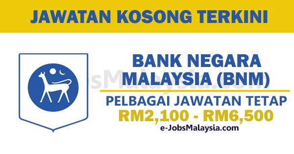 Bank Negara Malaysia BNM