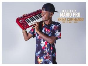 Dj Mario Pro - Shina Commando