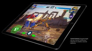 Setup iPad Pro 2