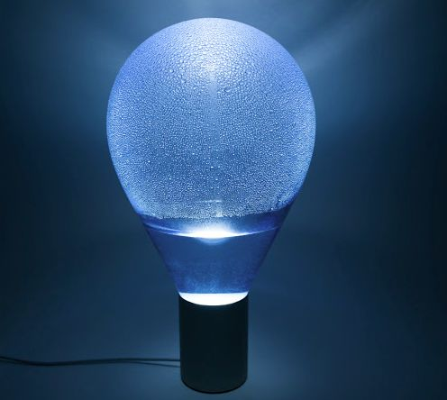 Arredo in lampada led atmos for Lampada arredo