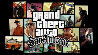 1. Game GTA San Andreas Android MOD Unlimited All Cheats Apk + Data (OBB)