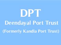 Deendayal Port Trust Recruitment for Various Posts 2021