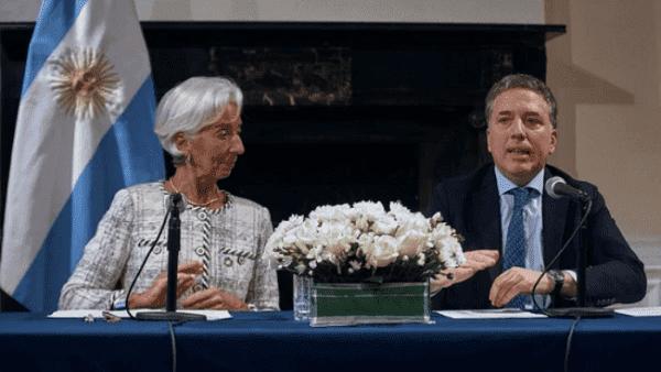 FMI da segundo desembolso a Gobierno Argentino con condiciones