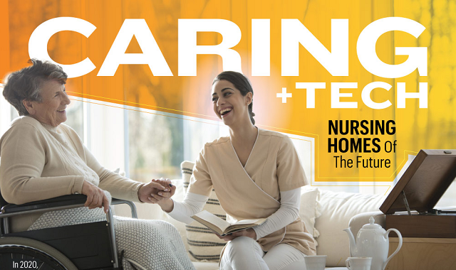 Caring and Tech: Nursing Homes of the Future