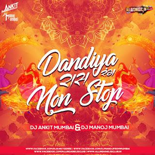 Dandiya Raas Rang Non Stop (2019) - DJ ANKIT MUMBAI & DJ MANOJ MUMBAI [NewDjsWorld.Com]
