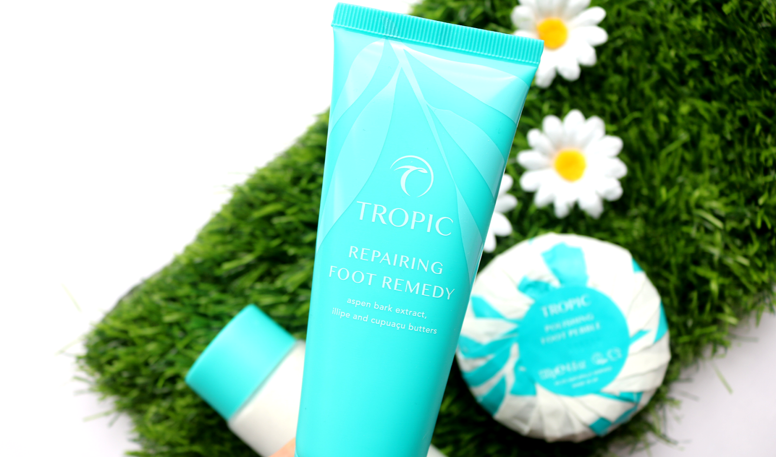 Show Your Feet Some Love with Tropic Skincare