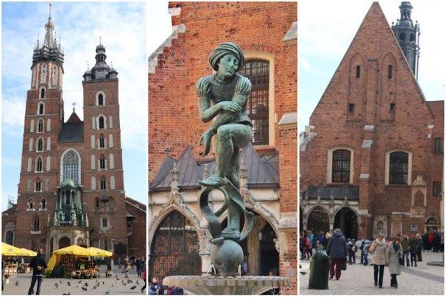 Iglesia de Santa Maria – Iglesia de Santa Barbara en Cracovia