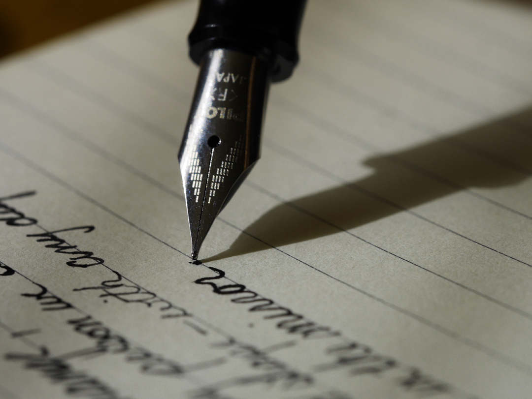 Cara nak kenal orang menerusi tulisan tangan