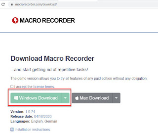 MOUSE RECORDER DOWNLOAD