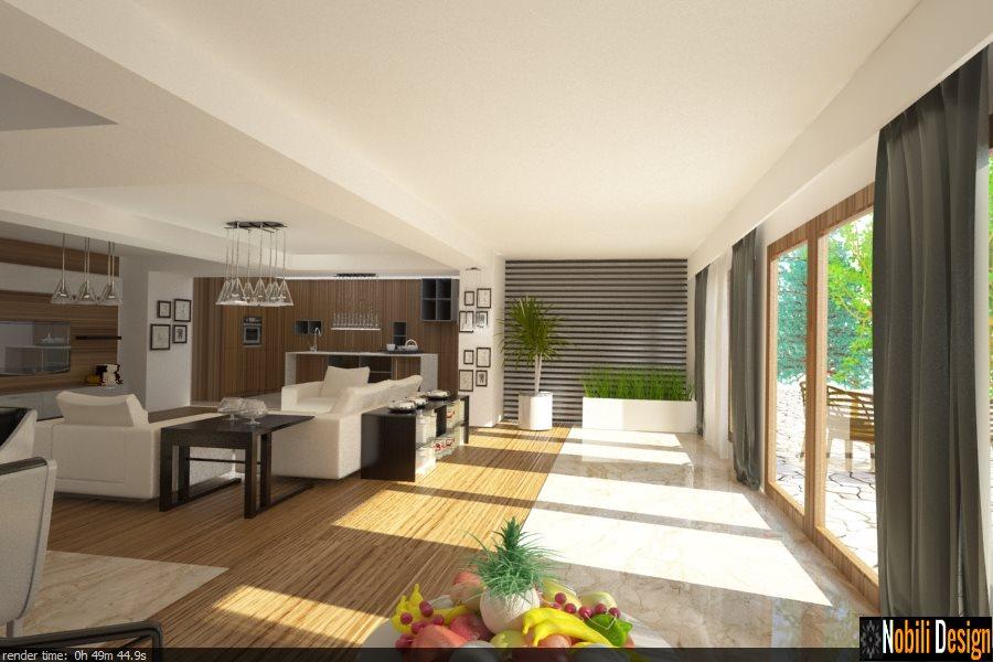Design Interior-Amenajari Interioare-Design interior case moderne Bucuresti