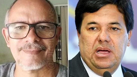 professor condenado 50 mil ministro direito