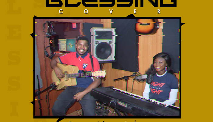 New Music Video: The Blessing Cover by Sandra Karo and Ubose