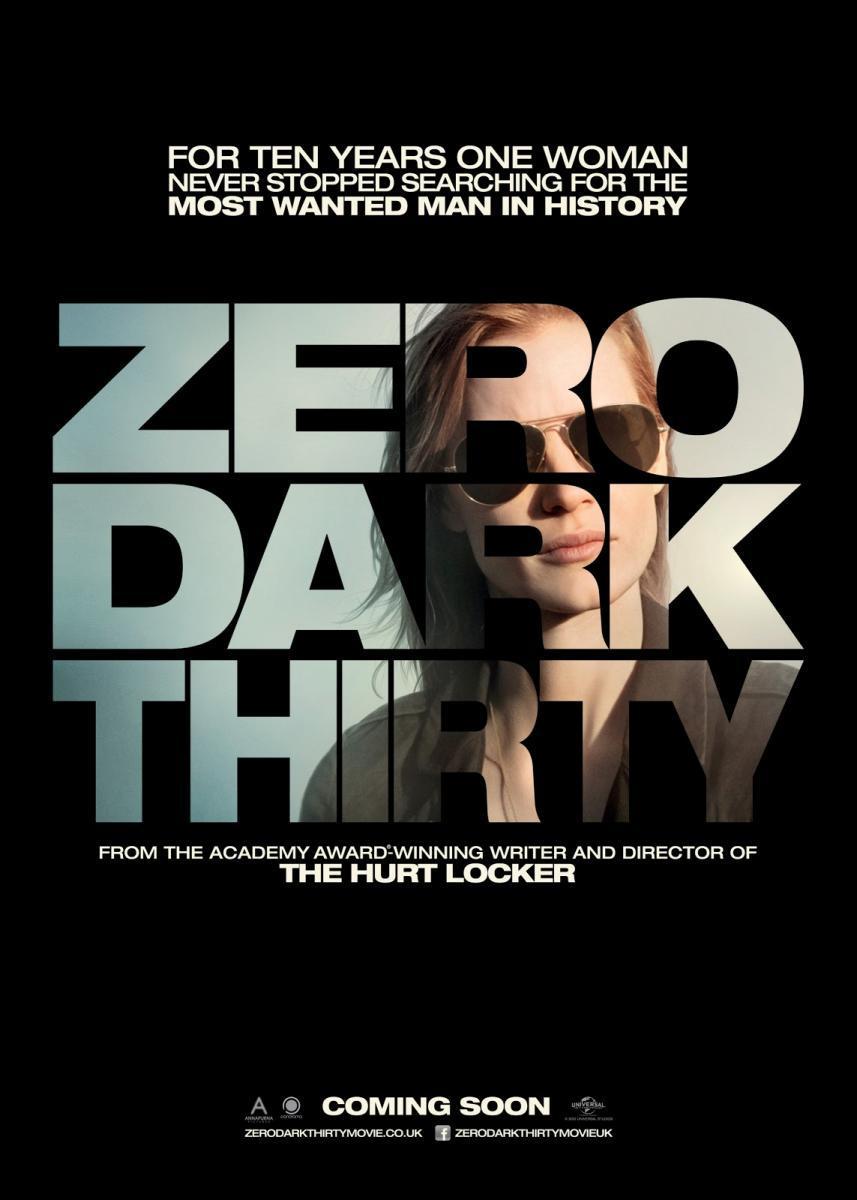 Download Zero Dark Thirty (2012) Full Movie in Hindi Dual Audio BluRay 480p [400MB]