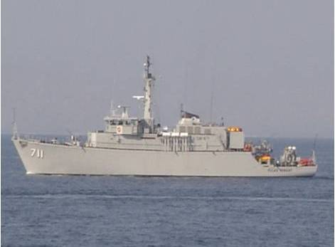 kapal penyapu ranjau TNI AL